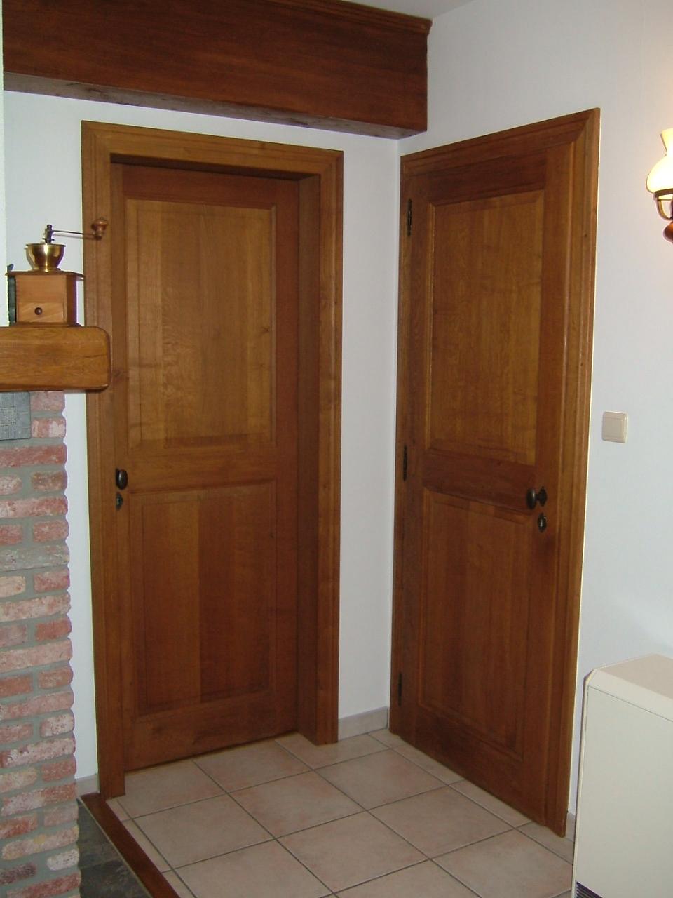 Menuiserie int rieure menuiserie de clercq for Menuiserie porte interieure